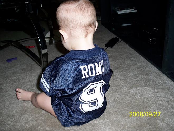 #1 lil Romo fan