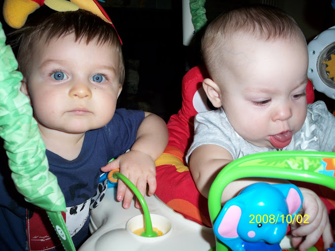 Madelyn and Jensen @ their recent playdate