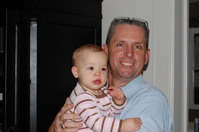 Maddy and Grandpa Dave