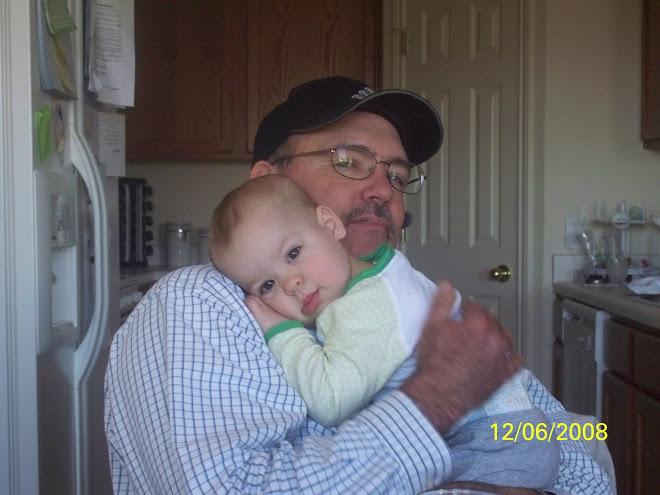 Layin on Grandpa
