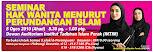 Seminar Hak Wanita Menurut Perundangan Islam