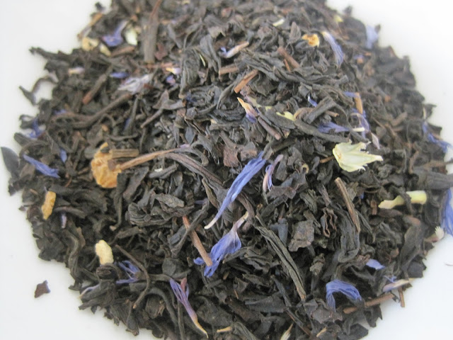 Lady Grey Tea, Sense of Smell, Lady Grey Tea leaves