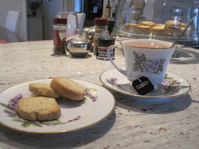 aromatherapy, Chai tea, Chai Tea biscuit recipe, Chai Tea Cookies, Earl Grey Tea, Recipe, Natasha in Oz