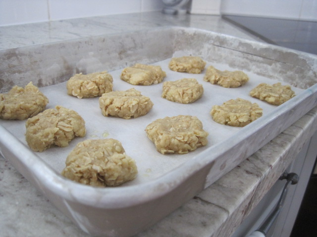 ANZAC biscuits, ANZAC day, Australia, Natasha In Oz,