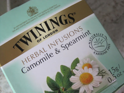 The amazing powers of Spearmint, Spearmint Tea image, Natasha in Oz
