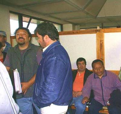 PELEA ENTRE ENFERMEROS DE USHUAIA Y RIO GRANDE
