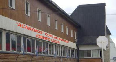 Terror entre monjitas del ARI, esta llegando Lugo