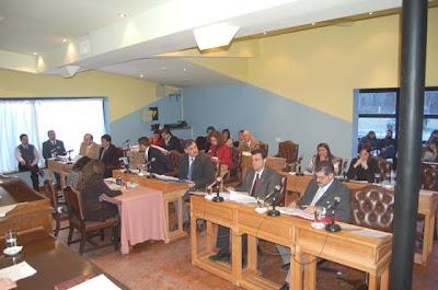 Jueves sesion especial para tratar Tarifaria Fiscal