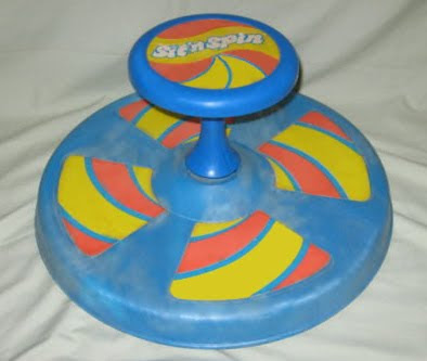 Sit And Spin Toy 98