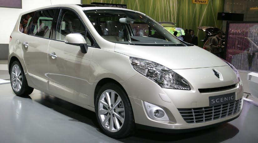 2010 Renault Scenic. Renault Scenic, 2010 Renault