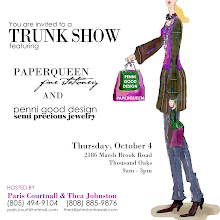LOS ANGELES TRUNK SHOW with Penni Courtnall