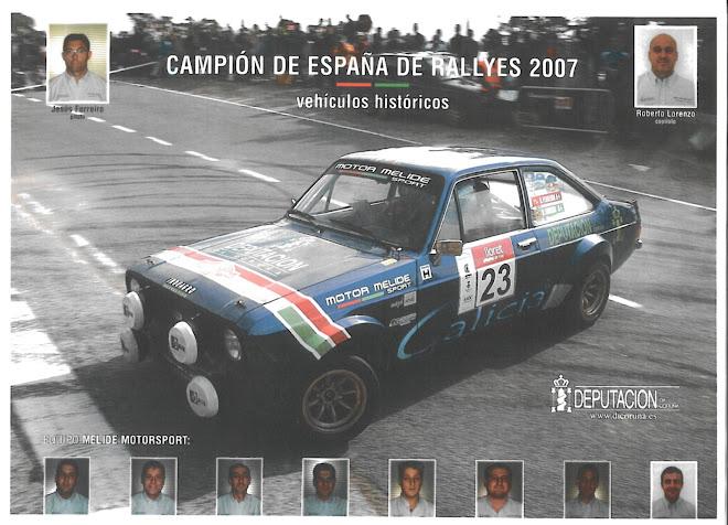 FELICIDADES CAMPIÓNS