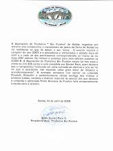 Comunicado Prensa Campionato