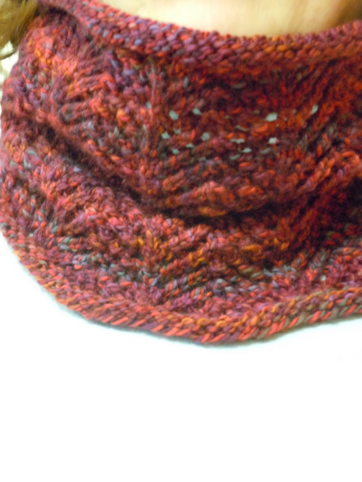 Mountain Colors Hand Painted Yarns: Free Pattern-- Arrowhead Lace Cowl