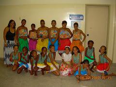 Folclore Ceac grupo de Dança