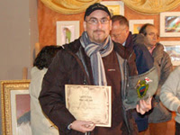 Premiazione Campione di Razza