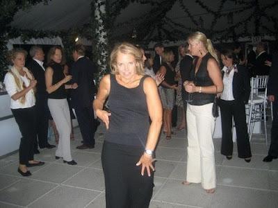 Katie Couric Booty Dancing