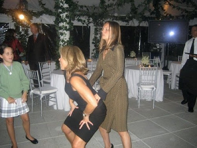 Katie Couric Wasted At A Wedding Pictures