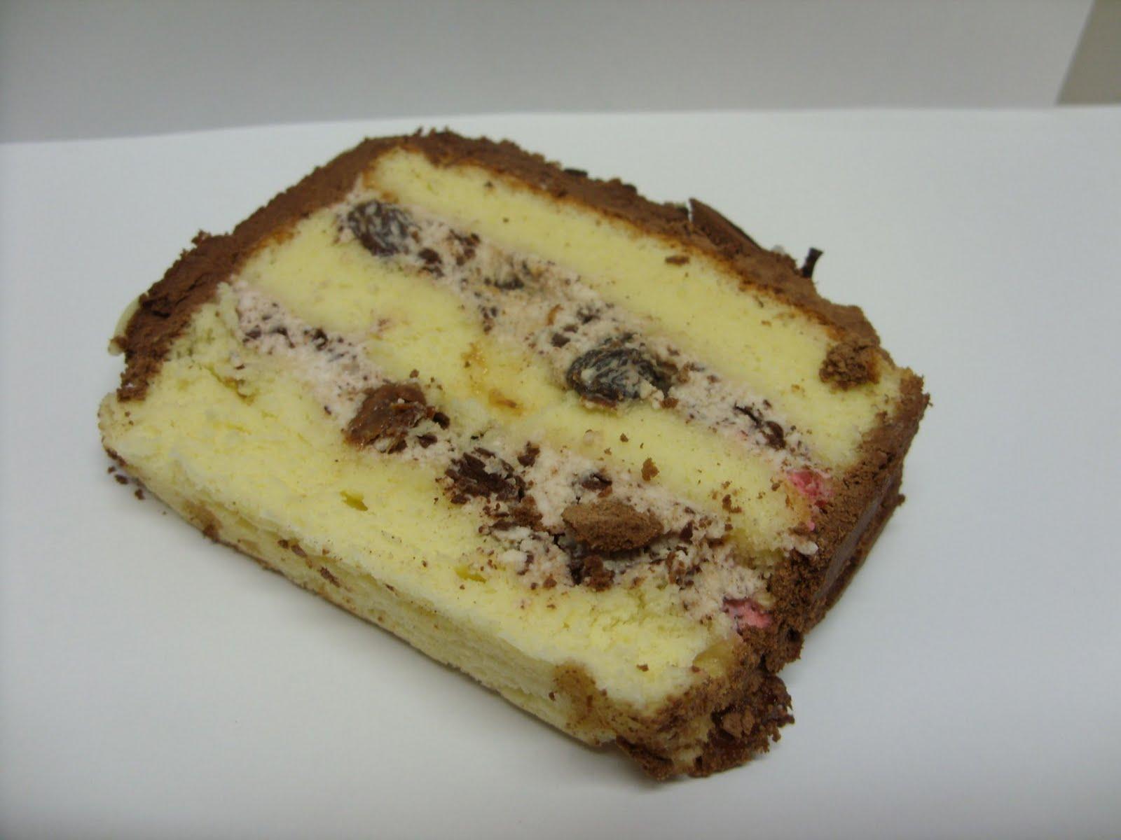 The Blog: Cassata alla Siciliana (Sicilian Cheese and Chocolate Cake ...