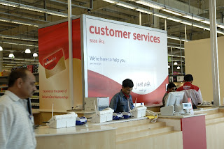 Reliance Mart Customer Service for Exchange and Refund