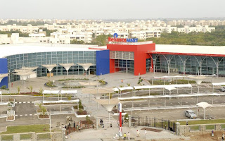 Reliance Mart Jamnagar, Front View