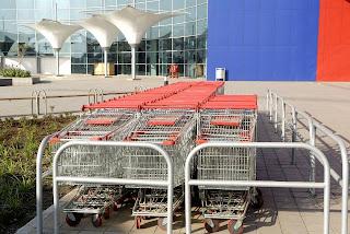 Reliance Mart, Trolley