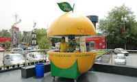 Mr. Orange Kiosk Retail India