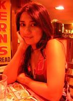 Model at Delhi Mall