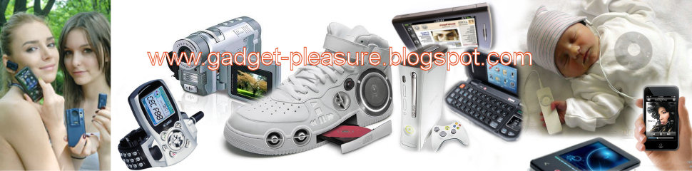 Gadget Info: MP3/MP4 player - Smart phone - PDA - PS3 - Xbox - iPod - DVD player