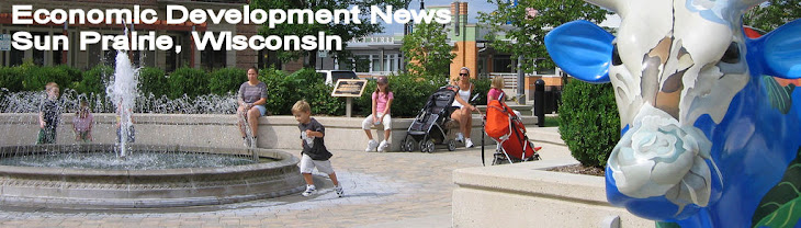Economic Development News for Sun Prairie, Wisconsin