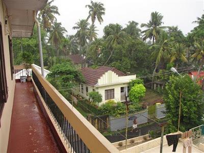cochi monsoon