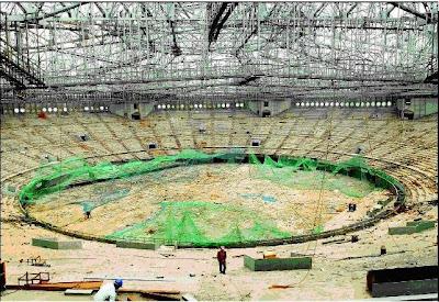 Commonwealth Games Main Stadium
