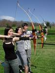 Archery coach Feeney out to impress in two-week stint