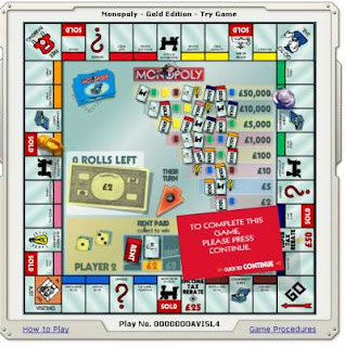 Monopoly Scratchcard Shop Scratch Card- Play Online for Free
