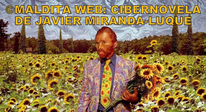 ©Maldita web: cibernovela de Javier Miranda-Luque