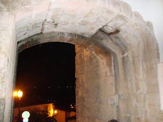 Saída das Muralhas
