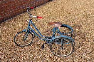 triciclo crianca