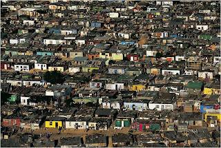 Subúrbios da Cidade do Cabo, África do Sul
