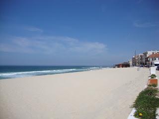 Praia do Pedrogão - Foto da zona central da praia