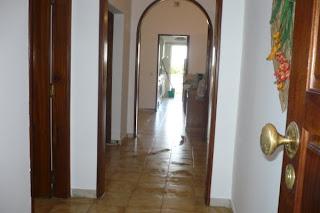 Algarve Ferias Albufeira - Hall de entrada do Apartamento