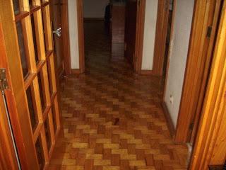 Corredor - Arrendo ou vendo Apartamento no Porto - Rua D. Agostinho de Jesus e Sousa