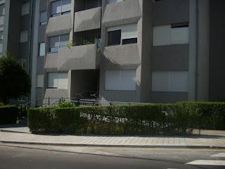 Exterior do prédio - Venda de apartamento T3 no centro da cidade do Porto