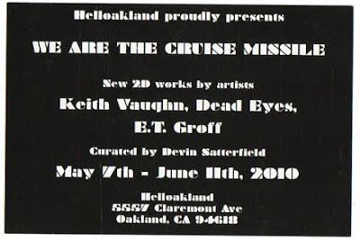 helloakland keith vaughn e t groff dead eyes