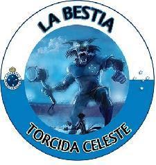 TORCIDA LA BESTIA CELESTE
