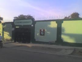 Puerta principal de la I:E PSM.