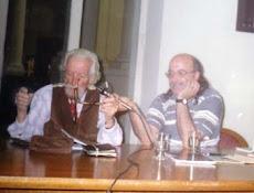 Mario Porro con Pallaoro