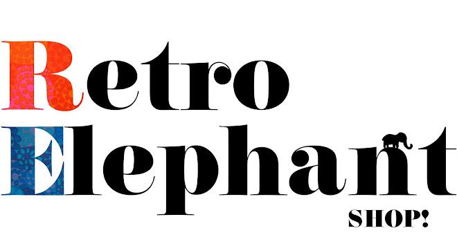Retro Elephant Shop