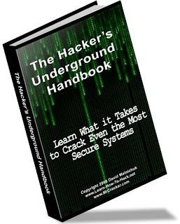 The Hacker's Underground Handbook (E-Book) - FREE Download