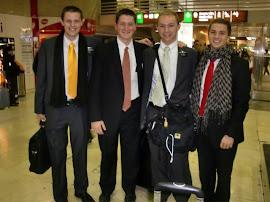 Elders Sommerfeldt, Harris, Littlefield, Keller - Barcelona