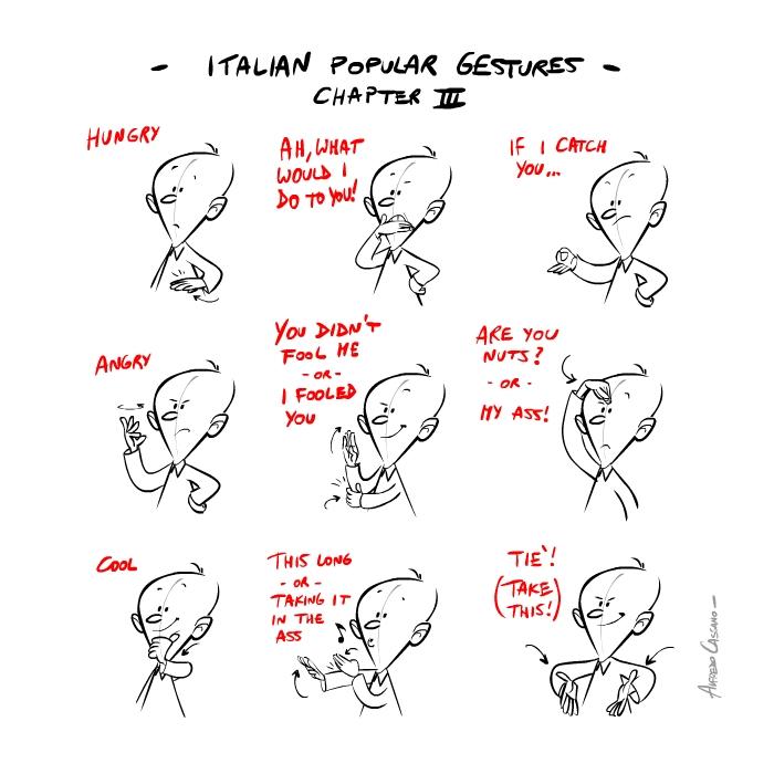 italian%2Bgestures3 Italian popular gestures